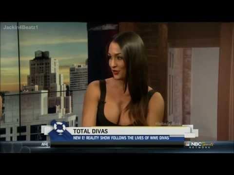 Nikki Bella confirms relationship with John Cena