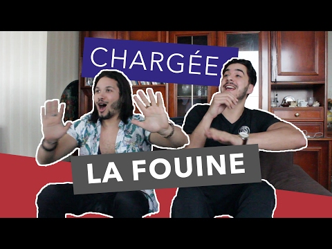 PREMIERE ECOUTE - La Fouine - Chargée (видео)