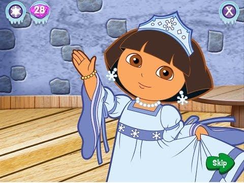 Dora the Explorer - Winter Holiday Adventures | Run Time: 22 Minutes