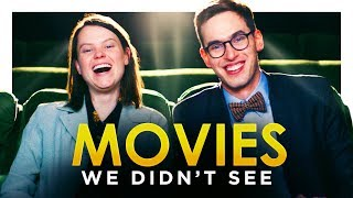 Reviewing Movies We Didn't See   CH Shorts