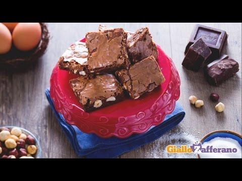 "video ricetta by ""giallozafferano"": i brownies"