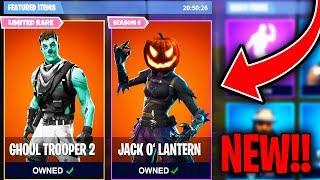 Top 5 Fortnite Halloween Skins WE NEED ADDED TO FORTNITE!