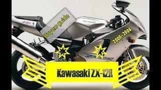 3. Kawasaki ZX 12R 2000 – 2006  Buyers Quide