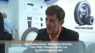 Exclusive Interview With Mr. Pankaj Khera, Managing Director - NRE TRINA NRE TRANSPORTATION LIMITED