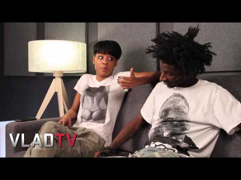 *BLACK INK CREW* SASSY & PUMA TALK TRUTH ABOUT ALEX ROOFIE SITUATION!