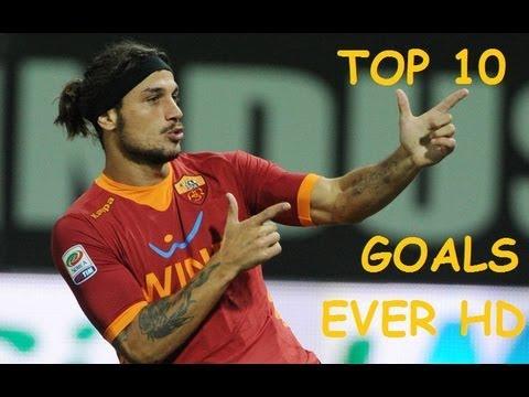 Les plus beaux buts d'Osvaldo