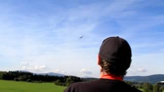 RC Stavebnice Letadla Devil Rasta 1200 Z EPP | EPP-MODELY.EU