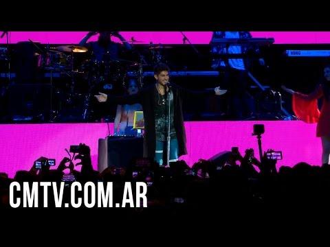 Rombai video Yo te propongo - Argentina - Luna Park 2016