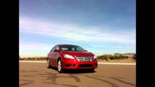 2013 Nissan Sentra Test Drive Photo Slideshow