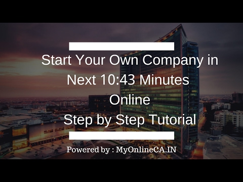 How to Register a Private Limited Company in India | Process | Cost | Online