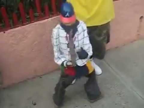 Jamaican Puppet Dancing
