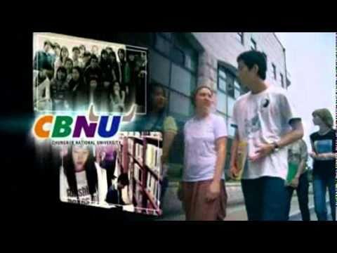 Video of Korea CBNU Campus Map