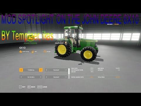 John Deere 6110 Series v1.0.0.0