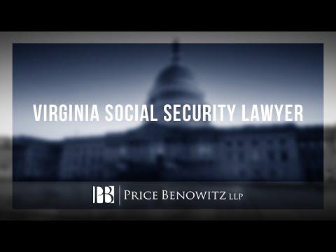 Virginia Social Security Lawyer-Social Security Attorney in VA-Peter Biberstein