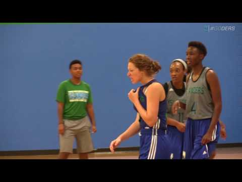 Islanders WBB Wraps Up Summer Workouts
