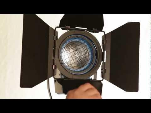 arri - This is a review of the 650 watt Chinese Fresnels from eBay. Have a question, ask me here or follow me on facebook, google+ or twitter. Purchased from http:/...