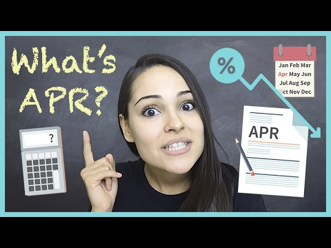 How Does Credit Card APR Work?