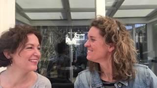 Vlogje met thrillerauteur Heleen van der Kemp
