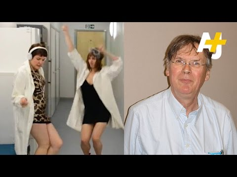Nobel Scientist Tim Hunt Sparks A Distractingly Sexy Campaign