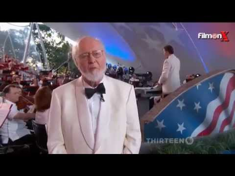 "John Williams conducts new arrangement of ""The Star-Spangled Banner"""
