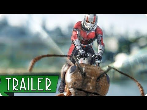 ANT-MAN AND THE WASP Trailer 2 Deutsch German (2018)