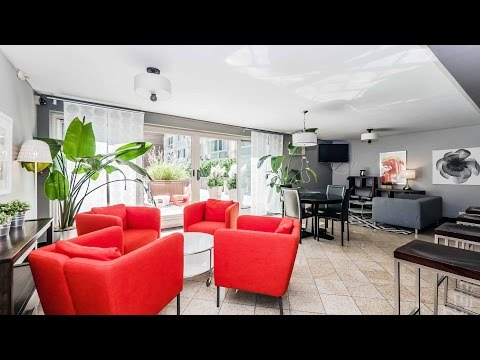 Video tour – Lakeview apartments at The Van der Rohe