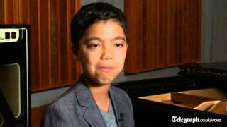 Child Piano Playing Prodigy Sets New Guinness Record