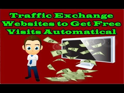 Traffic Exchange Websites to Get Free Visits Automatical