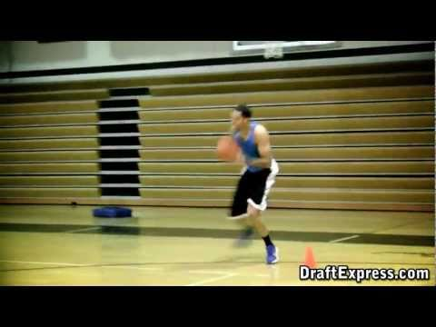 DraftExpress - Tyler Honeycutt Pre-Draft Workout & Interview