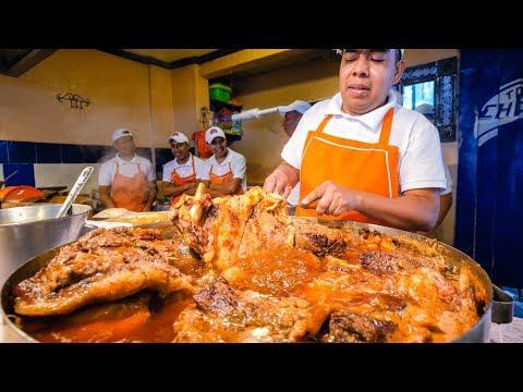 The Ultimate MEXICAN STREET FOOD TACOS Tour of Mexico City! ft. La Ruta de la Garnacha