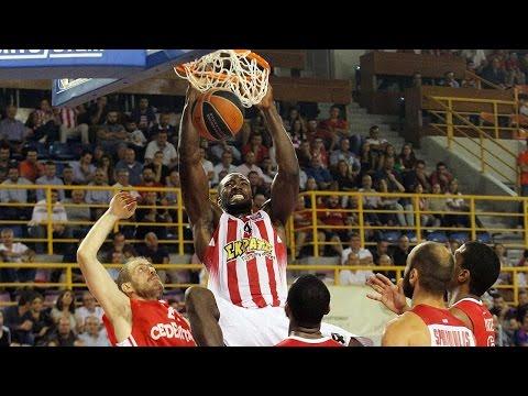 Regular Season Round 1 MVP: Patrick Young, Olympiacos Piraeus