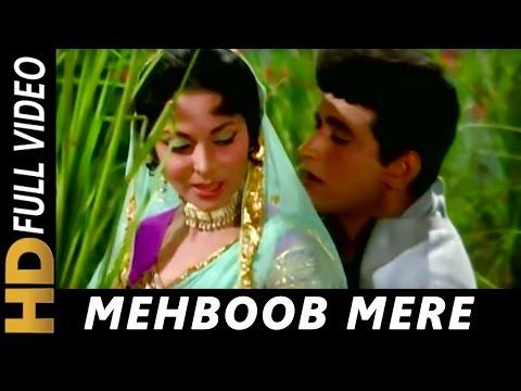 Download Mehboob Mere   Mukesh, Lata Mangeshkar   Patthar Ke Sanam 1967 Songs   Manoj Kumar HD Mp4 3GP Video and MP3