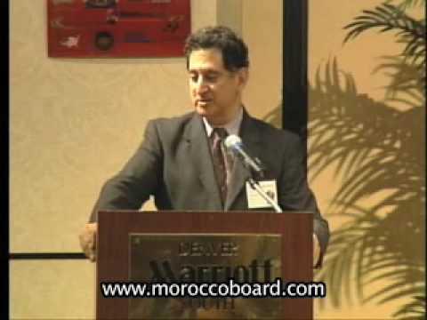 Moroccan American Center at the Moroccan American coalition Conve