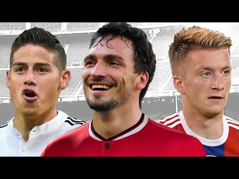 Video: Transfer Talk | Hummels to Man Utd? Reus to Bayern Munich?