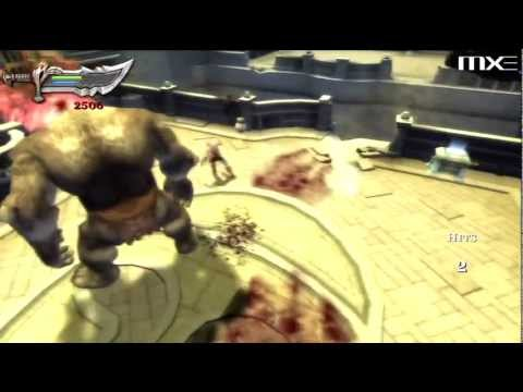 God of War: Chains of Olympus (PS3) – First 20 Minutes HD