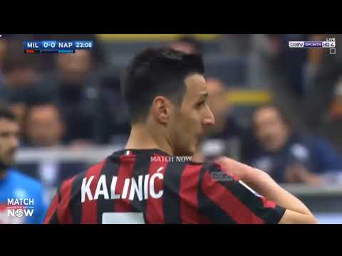Summary Milan Napoli 0 0 ◄Derby of Italy ends in a draw🔥abstract Full HD