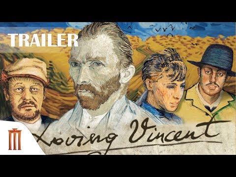 ตัวอย่างหนัง Loving Vincent (Major Group)