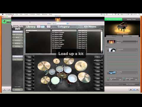 SSD4 – Saving an Instrument Tutorial – Garageband
