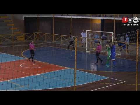 3 Copa Caruaru de futsal AFC 1x1 Palmeiras de Bezerros 4x3 penaltis