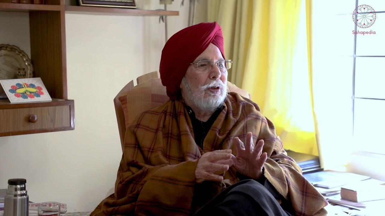 A Journey through History: J.S. Grewal on Exploring Regional History and Punjabi Literature
