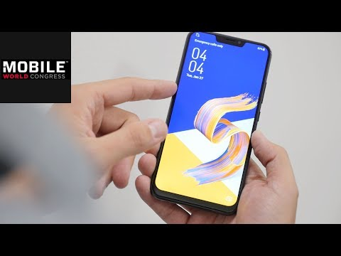 Asus Zenfone 5 (5 Z) im Hands On - iPhone X Killer?