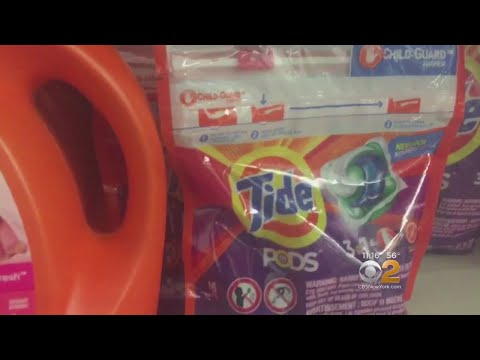 Parents Warned About 'Tide Pod Challenge'