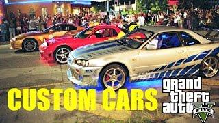 Nonton Gta5  Fast And Furious Custom Car Garage Film Subtitle Indonesia Streaming Movie Download