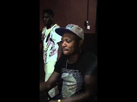 K-Solo Recording Session Yayi With Cdq