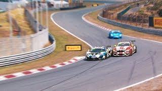 Kampf gegen BMW • | ADAC GT4 Zandvoort Tag 2 | Spielkind Racing