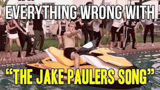 """Video Everything Wrong With Jake Paul - """"The Jake Paulers Song"""" MP3, 3GP, MP4, WEBM, AVI, FLV Juni 2018"""