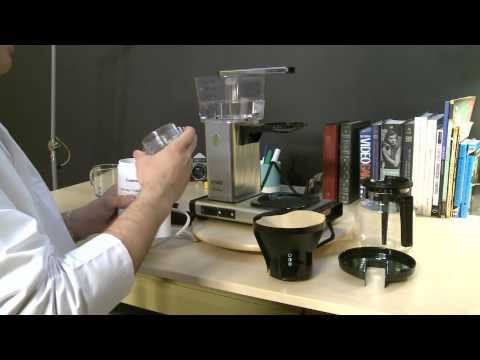 Technivorm Moccamaster Coffee Maker Hands-on
