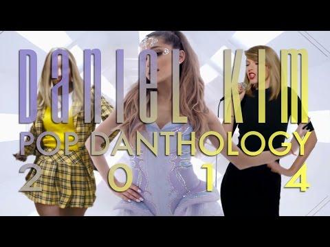 Tekst piosenki Daniel Kim - Pop Danthology 2014 po polsku