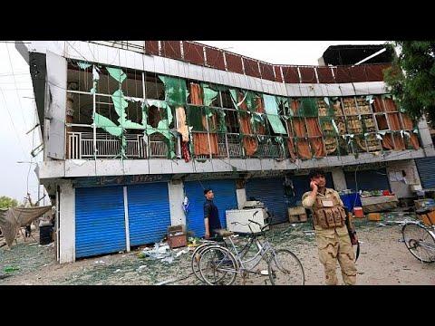 Συντονισμένη επίθεση στο Τζαλαλαμπάντ