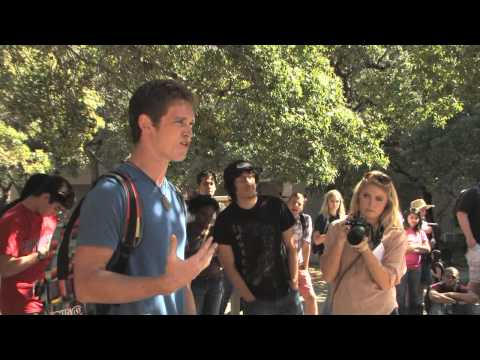 Texas State - Cliffe Knechtle has a good dialogue with students at Texas State University. Recorded in November 2012. The